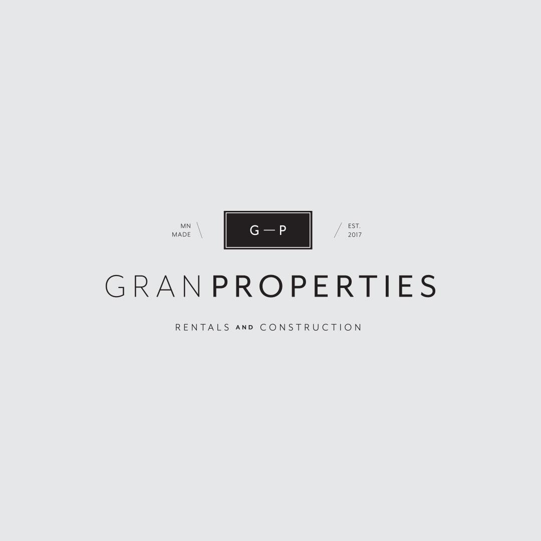 Real estate branding design and website development