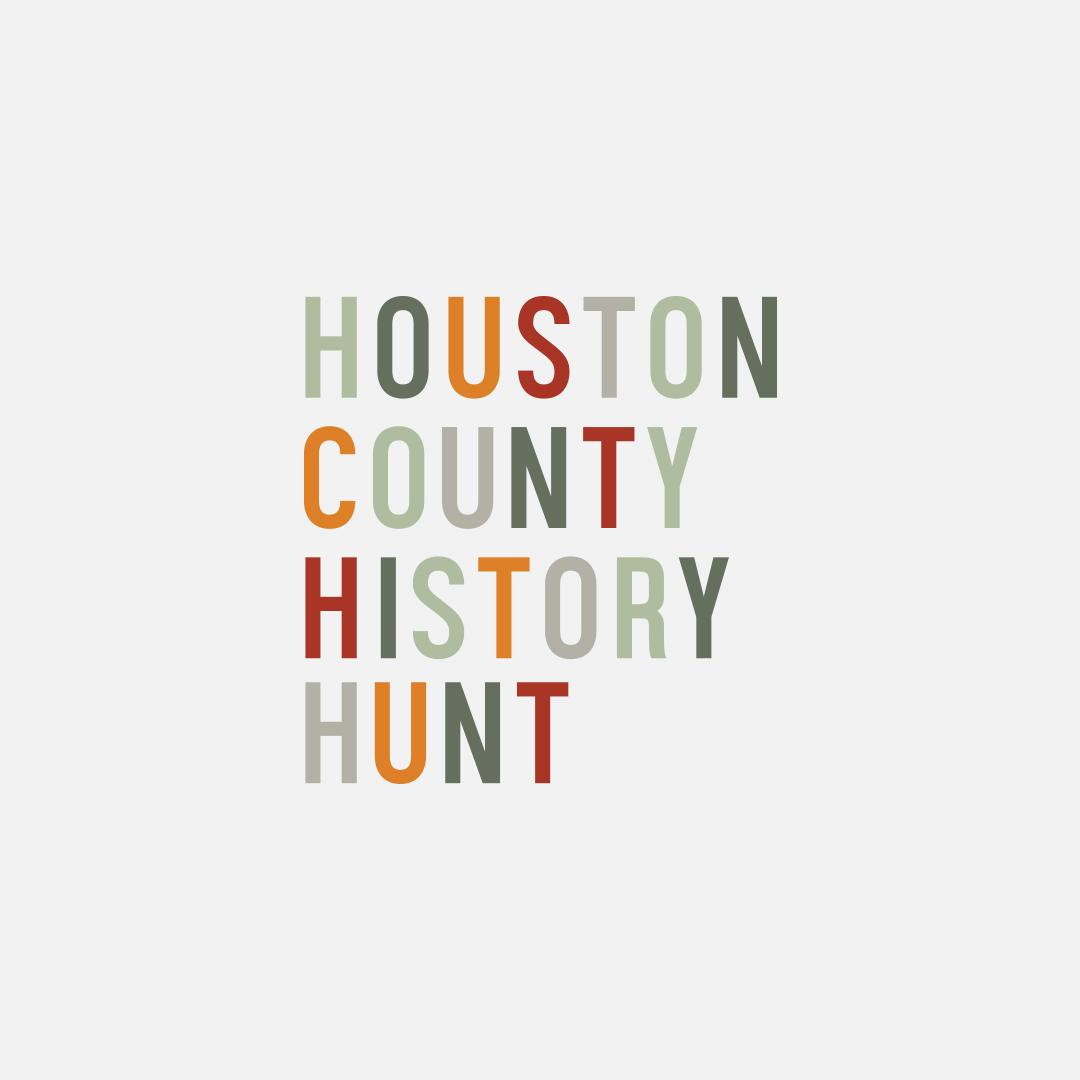 History Hunt Houston brand design ideas
