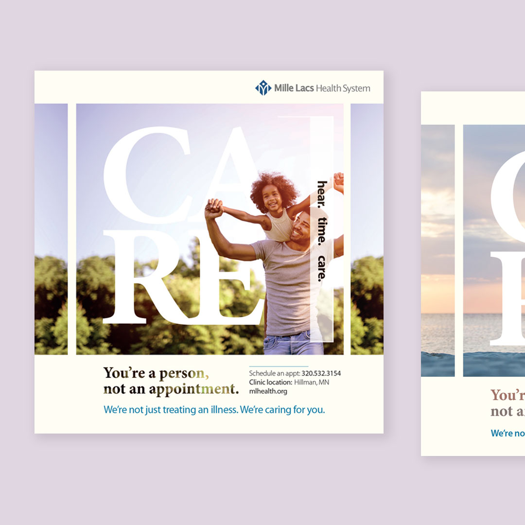 graphic design and branding portfolio - brainerd lakes MN from Grace Built Co