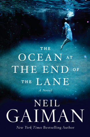 Everything I Read in April 2020. Book Review, The Ocean At The End Of The Lane.