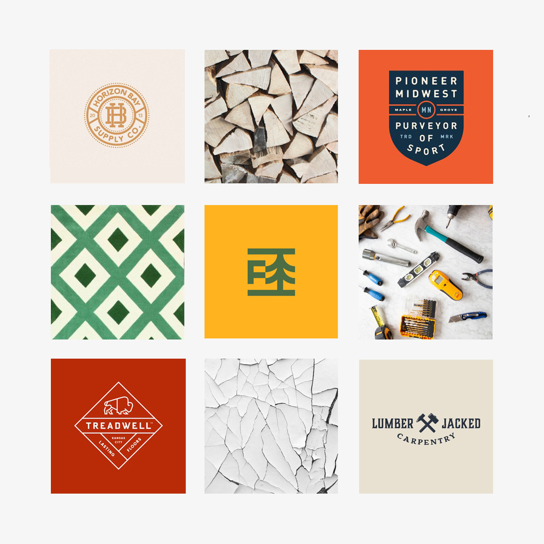 How To Create A Moodboard for your Brand.